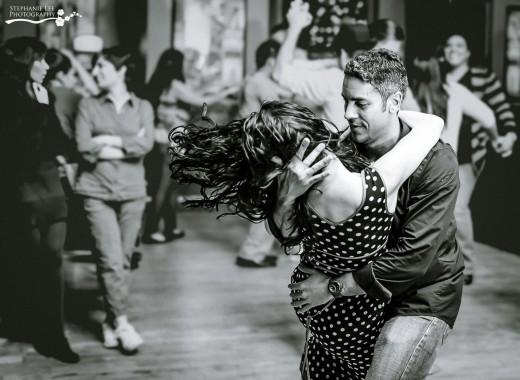 imagen como aprender a bailar bachata